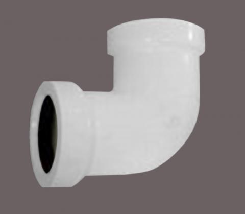 Codo 90° PVC Alcantarilla ASTM 3034 AG