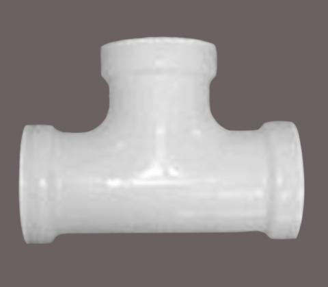 Tee PVC Alcantarilla ASTM 3034 AG