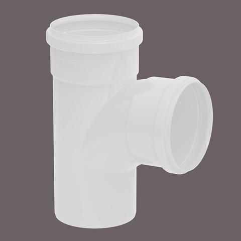 Tee Yee PVC Alcantarilla ASTM 3034 AG