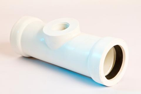 Transición AG-RE PVC Presión ASTM 2466