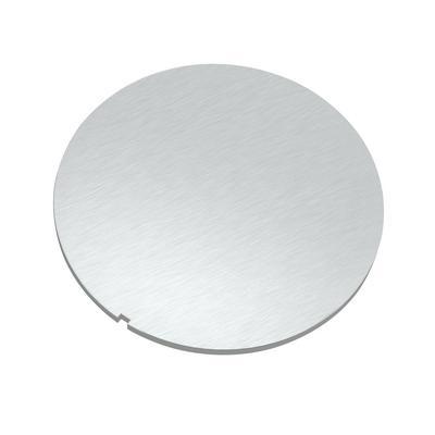 Tapa Ciega Redonda de Aluminio