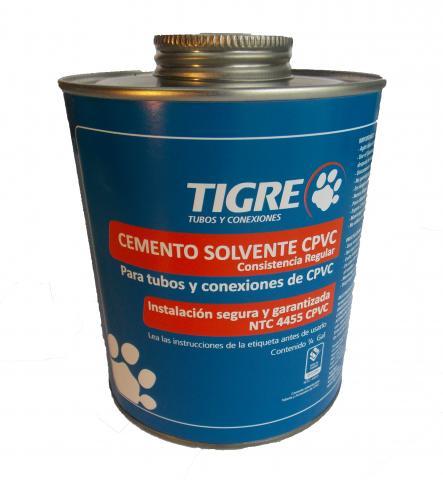 Cemento Solvente Para PVC