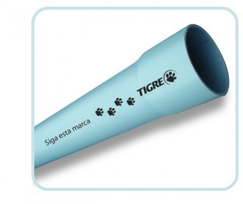 TUBO PVC E/C X 0.63MPA