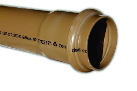 Tubo PBA NP 6 Kgf/cm²