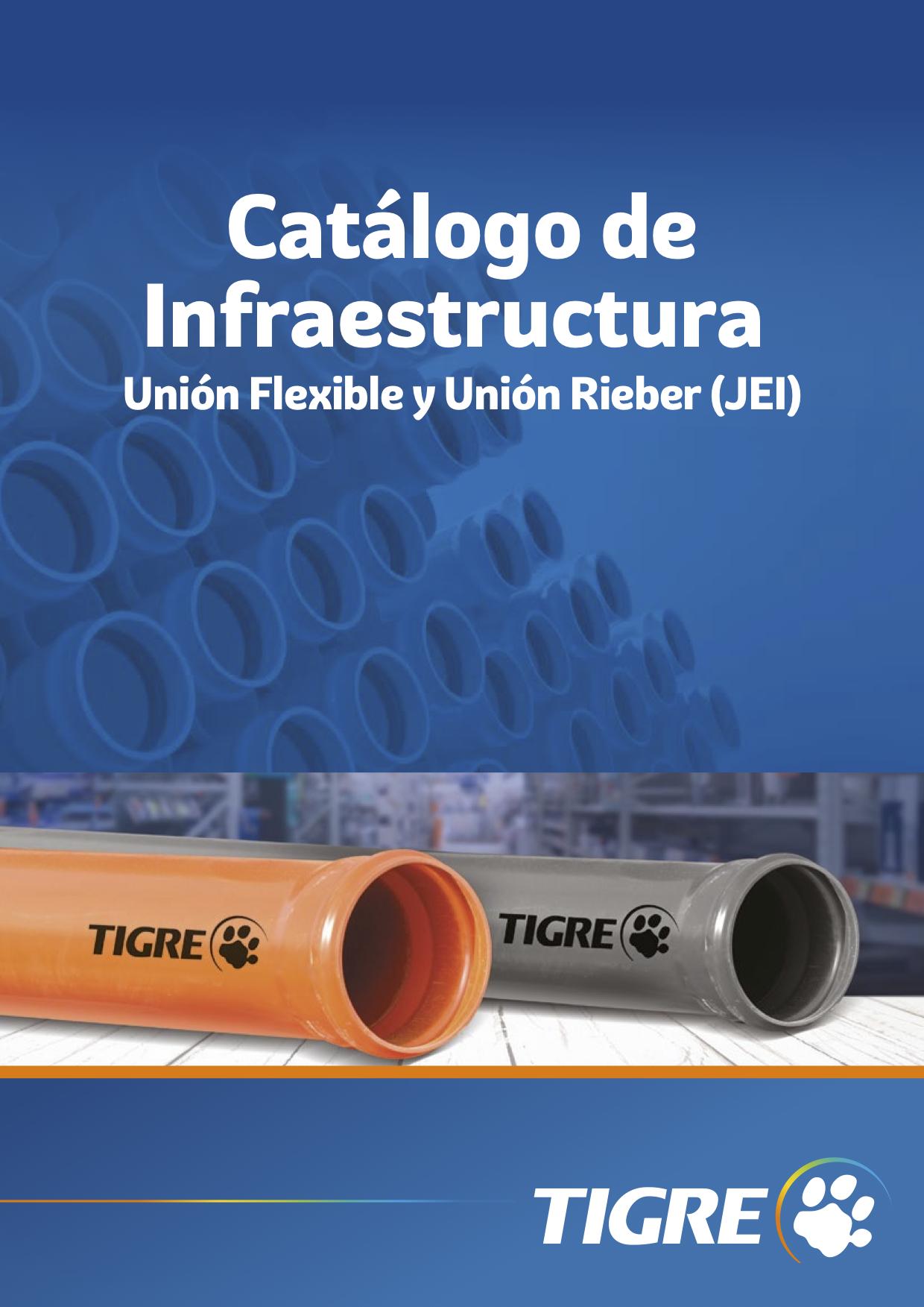 Catálogo Infraestructura