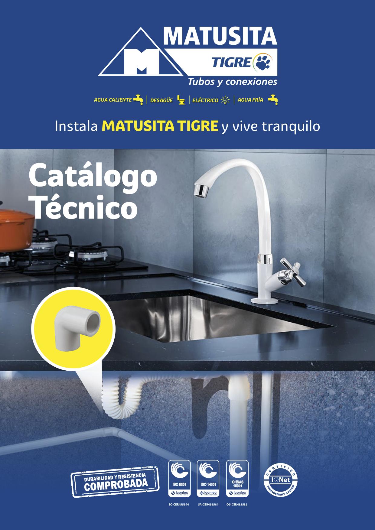 Catálogo Matusita