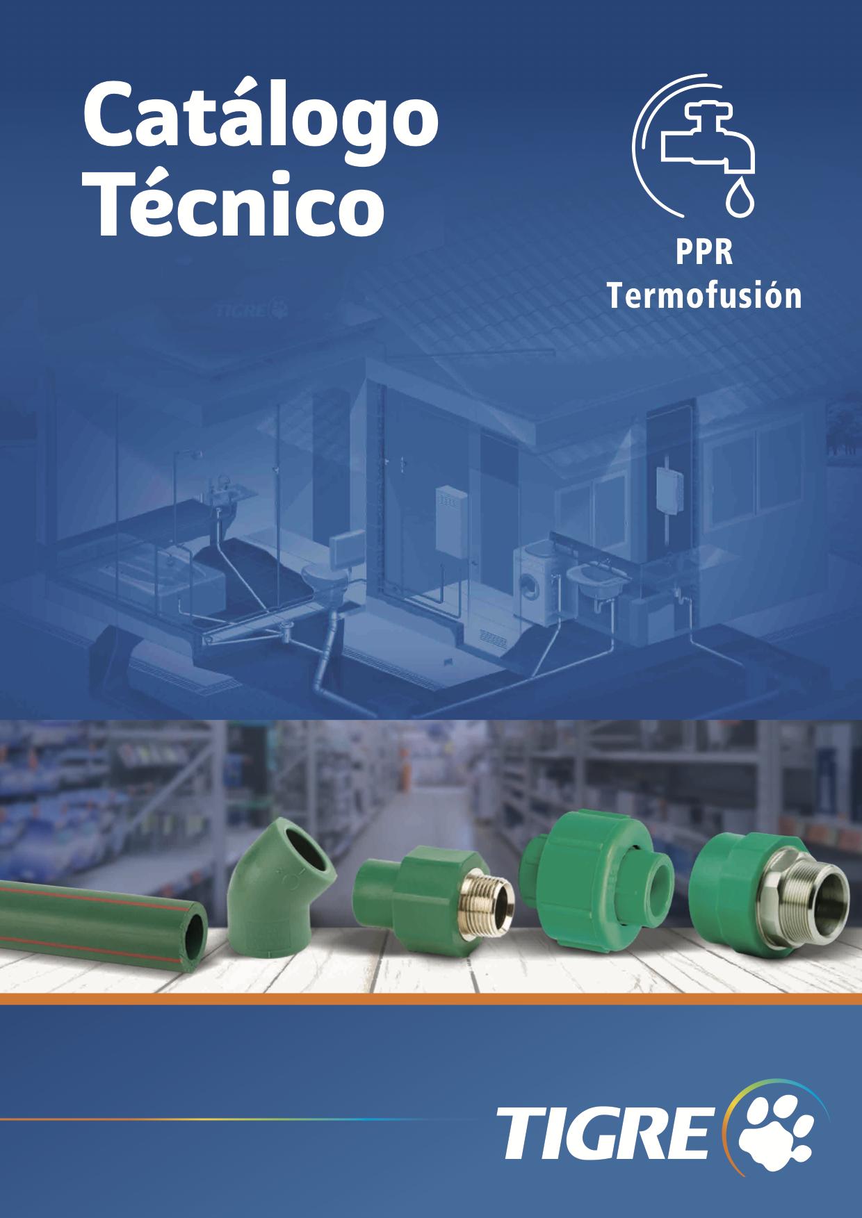 Catálogo PPR Termofusion