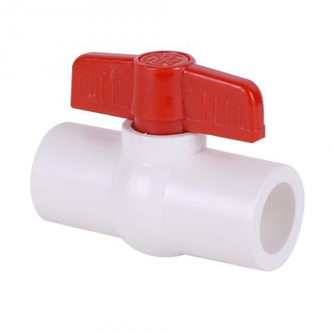 PVC BALL VALVE (SXS)